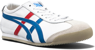 Onitsuka Tiger by Asics Mexico 66 in White & Blue | FWRD
