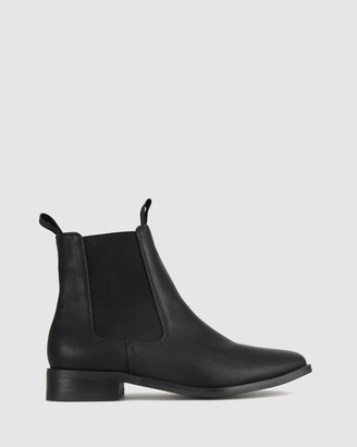betts Women's Flat Boots - Power Flat Ankle Boot - Size One Size, 5 at The Iconic