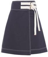 Marni Cotton And Linen Skirt