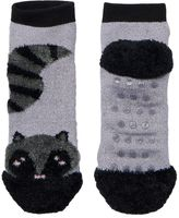 Cuddl Duds Girls 4-16 Animal Slipper Socks