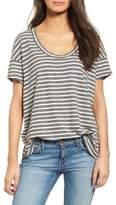 Current/Elliott Women's Stripe Slouchy Tee