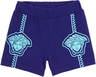 Versace Medusa Sweat Shorts