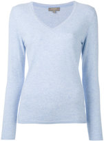 N.Peal cashmere fine-knit sweater