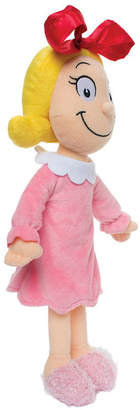 Dr. Seuss Manhattan Toy Cindy Lou Who 15 Inch Soft Doll