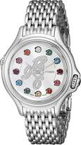 Fendi Women's F105026000D1T05 Crazy Carats Analog Display Swiss Quartz Watch