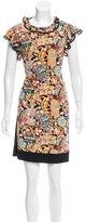 Louis Vuitton 2016 Ornate Dress