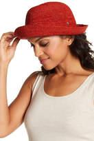 Helen Kaminski Villa Woven Bucket Hat