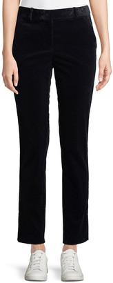 Theory Slim Straight-Leg Modern Corduroy Trousers