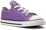 Converse Girls' Chuck Taylor Low Top Infant/Toddler