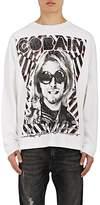 """R 13 Men's """"Cobain"""" Graphic Cotton T-Shirt"""