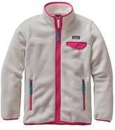 Patagonia Synchilla ® Snap-T ® Fleece Jacket (Little Girls & Big Girls)
