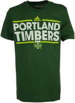 adidas Boys' Portland Timbers Dassler T-Shirt