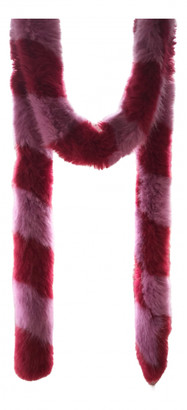 CHARLOTTE SIMONE Pink Other Scarves