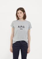 A.P.C. Logo Tee