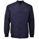 Farah Bellinger Jacket Blue