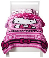 Hello Kitty Reversible Comforter - Twin