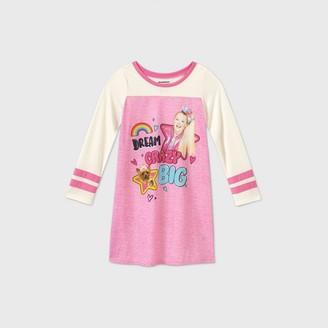Girls' JoJo Siwa 'Dream Crazy Big' Dorm Nightgown -