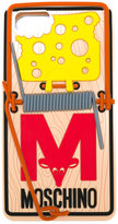 Moschino mouse trap iPhone 7 case - women - Polyamide - One Size
