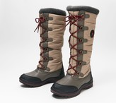 Cougar Waterproof Lace-Up Tall Shaft Snow Boots - Canuck