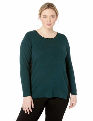 Nic+Zoe Women's Eclipse Mix Top