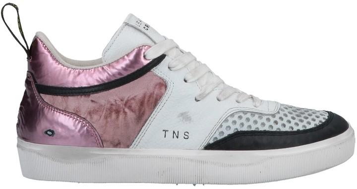 Leather Crown Low-tops & sneakers - Item 11660582JU