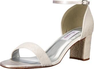 Dyeables Women's Summer Heeled Sandal