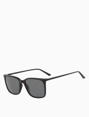 Calvin Klein Deep Square Sunglasses