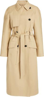 Martin Grant Cotton-Gabardine Trench Coat