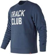 New Balance Men's MT73598 Essentials Track Club Crew Tee