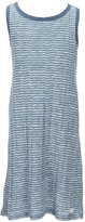 7 For All Mankind Big Girls 7-16 Racer-Back Herringbone Dress