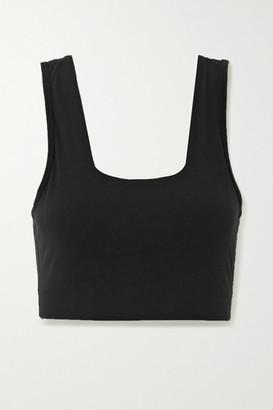 Varley Delta Stretch Sports Bra - Black
