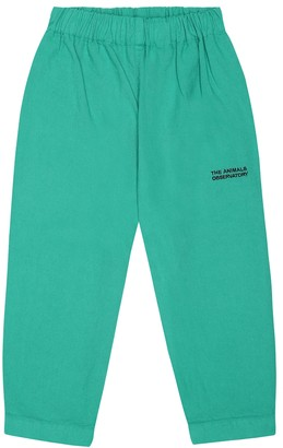 The Animals Observatory Elephant cotton pants