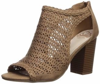 Fergie Fergalicious Women's Parker Heeled Sandal