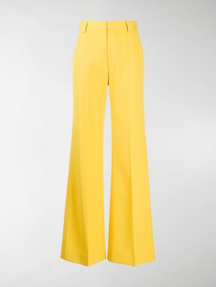 Marc Jacobs Runway Flat Front Flared Pant