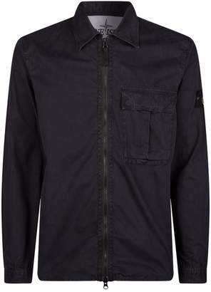 Stone Island Zip-Through Jacket