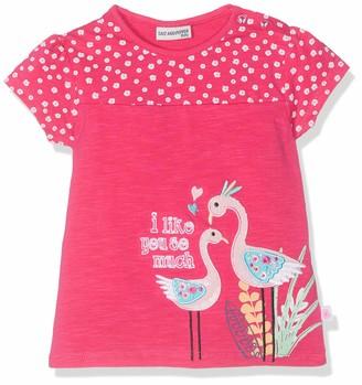 Salt&Pepper Salt and Pepper Baby Girls' B T-Shirt Wild Stick