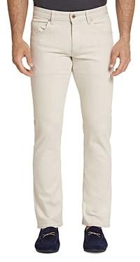 Robert Graham Demetri Slim Fit Jeans in Wheat