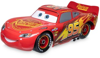 Disney Lightning McQueen Build to Race Remote Control Vehicle