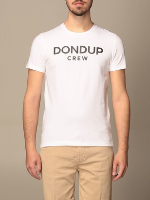 Dondup T-shirt Cotton T-shirt With Logo