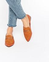 London Rebel High Cut Point Flat Shoes