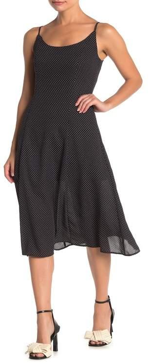 re:named apparel Layla Midi Dress