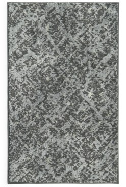 """Hotel Collection Faded Stone 22"""" x 36"""" Bath Rug, Created for Macy's Bedding"""