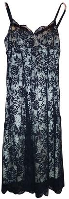 Non Signã© / Unsigned Non SignA / Unsigned Black Lace Dresses