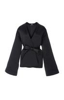 ADAM by Adam Lippes Silk Charmeuse Kimono Jacket
