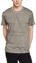 Eleven Paris Men's Empire Printed Short sleeve T-Shirt - -