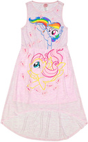 Jerry Leigh Grape Rainbow Dash & Fluttershy Hi-Low Dress