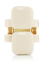 Marni Two Bead Resin Cuff Bracelet
