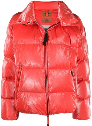 Parajumpers Zipped Padded Jacket