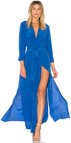 L'Agence Cameron Dress in Blue. - size XS (also in )