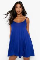 boohoo Dahlia Basic Swing Dress